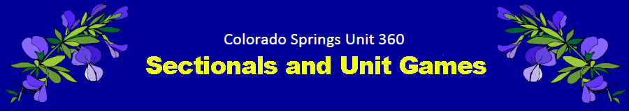 ACBL Unit 360 Sectionals - Colorado Springs